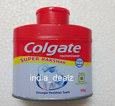2 x 50 = 100 grams Colgate Toothpowder Tooth Powder with Calcium & Minerals