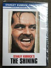 Stanley Kubrick's The Shining (Dvd, 2010, Ps) Jack Nicholson New