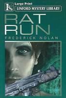 Nolan, Frederick, Rat Run (Linford Mystery), Very Good Book