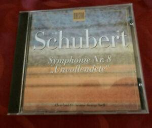 Franz Schubert - Symphonie Nr. 8 - Die Unvollendete - Rondo für Violine - Tänze