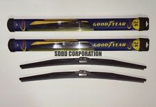 1997-2005 Chevrolet Venture Goodyear Hybrid Style Wiper Blade Set of 2