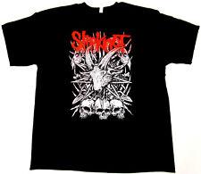 SLIPKNOT T-shirt Heavy Metal Band Tee Adult M-2XL Black New