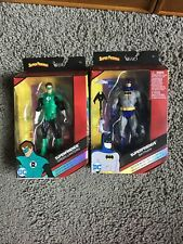 Dc Multiverse Superfriends Batman and Green Lantern 6 Inch Lot