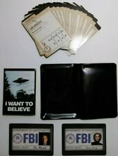 New! The X-Files Circle of Truth Card Game - Loot Crate Exclusive