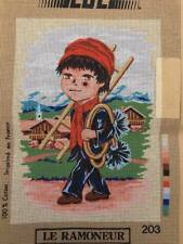 Tapestry - Printed Canvas - Le Ramoneur - LUC