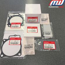 Nuevo En La Caja Completa Genuine Oem Honda Kit De Pistón Para Crf450r 2013