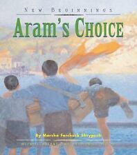 Aram's Choice-ExLibrary