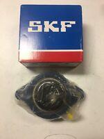 SKF F2B 108-WF Mounted Ball Bearing Unit, New And Free Shipping