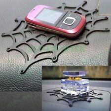 Cell Mobile Phone SUV  Silicone Gel Sticky Cobweb Net Pad Anti-Slip Non Slip Mat