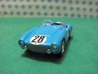 "Ferrari 500 Mondial 2000cc. Spyder "" 12h Reims 1954 "" - 1/43 Art Model 326 L.E"