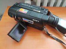 Sony Video8 Videocamera CCD-TRV27E garanzia era buono 12 mesi