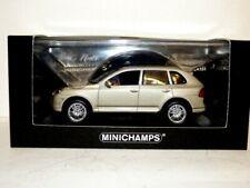 Minichamps Porsche Cayenne S met beige 2007 REF  400 066200