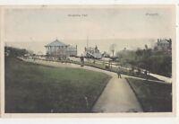 Alexandra Park Penarth Vintage Postcard Glamorgan South Wales 750b