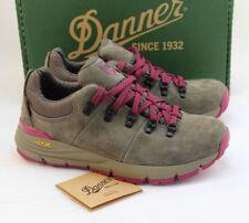 New DANNER Mountain Low 600 Women's 7 Gray / Plum Hiking Boot RETAIL 62264 $160