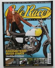 CAFE RACER Magazine 52 Jult 2011 Kawa W800 Starck KIMURA Dunlop - HS5006000918