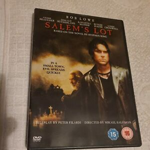 Salem's Lot - The Mini Series Dvd (2005).
