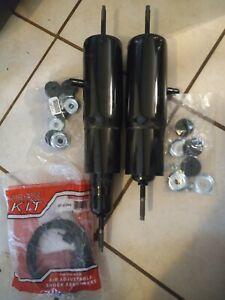 Gabriel Hijackers 49105 Rear Shock Absorbers Spring Strut Steering Suspension
