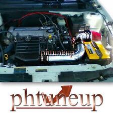 BLACK RED 2002-2005 PONTIAC GRAND AM SE GT 2.2 2.2L (ECOTEC ONLY) AIR INTAKE KIT