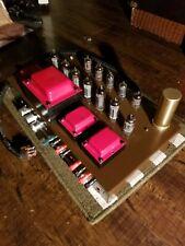 Vintage Hammond Ao-33. 3 Channel Tube Amplifier