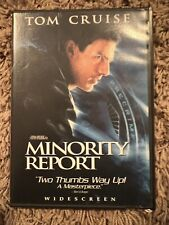 New listing Minority Report (Widescreen Edition) - Dvd - Very Good