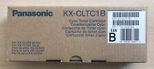 Genuine Panasonic KX-CLTC1B Toner for KX-CL500 Series Cyan