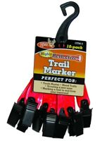 NEW! HME Products Trail Marker (Pack of 10), 3-Inch, Orange OTM-3