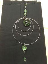 Suncatcher, Glass and Wire