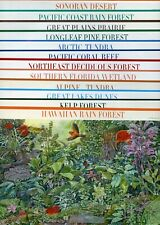 US Scott 3293/4474 Nature of America Complete set of 12 Sheets Mint NH