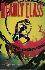 Deadly Class 28 Spawn Tribute Color Cover