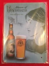 Retro Metal Beer Sign - New And Sealed