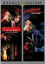 A Nightmare on Elm Street | Elm Street 2: Freddys Revenge DVD Double Feature