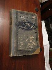 Histoire de la Literature Francaise - Ch. M Des Granges - 1921 20th Edition