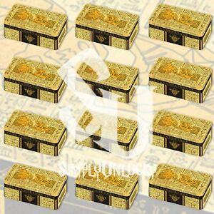 2021 TIN OF ANCIENT BATTLES Case FACTORY SEALED 12 Tins Presale 10/01/21 YuGiOh