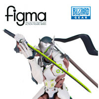 FINGMA • Genji Figma Action Figure # 373 Gengi Overwatch HOTS BLIZZARD NEW RARE