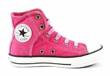 NWT Converse Junior Chuck Taylor Easy Slip Hi Cashmere Rose Girl Shoe 643850F