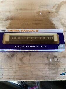 Dapol n gauge Coach GWR Hawksworth Collett Third 1146 Pre Owned Nice Condition