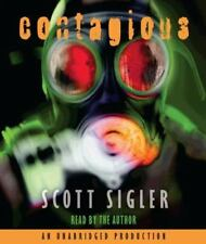Contagious by Scott Sigler (2008, CD, Unabridged)