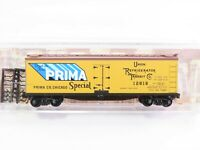 N Scale Micro-Trains MTL 04900650 URTC Union Prima Brewing Beer 40' Reefer 12818