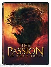 The Passion Of The Christ / La Pasion De Cristo DVD NEW Hebrew & Spanish AUDIO*