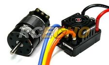 HOBBYWING XERUN 3656SD KV4000 Sensored Motor & SCT PRO 120A ESC Combo ME205