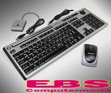 Medion WUR0420 Wireless Tastatur Optische Maus Neu OVP