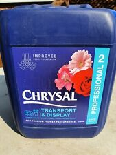 Chrysal Professional 2 Concentrated 5 litres