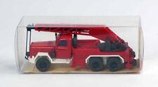 Wiking 630 Feuerwehr Magirus Kranwagen KW 16 OVP ST 9913-23-09