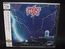 STONE FURY Burns Like A Star JAPAN SHM CD Kingdom Come Lenny Wolf