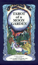 Tarot of a Moon Garden NEW Sealed Deck 78 color cards Ethereal art K Swieikhardt