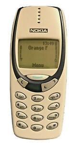 Téléphone portable Nokia 3330 Mobile Débloqué tout opérateurs *Batterie Testée*