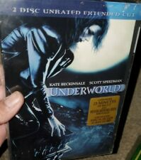 Underworld 2 Disc DVD Unrated Extended cut COMIC BOOK RARE OOP HORROR NEW sealed