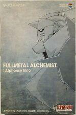 Fullmetal Alchemist : Alphonse Elric VCD RAH figure  Medicom 2003