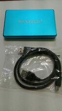 CASE BOX PER HARD DISK HDD 2.5 SATA AUTO ALIMENTATO USB 2.0 CONFEZIONE BULK