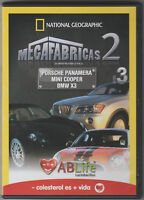 National Geographic: Megafabricas 2 Vol. 3 (DVD) AB Life Promotion